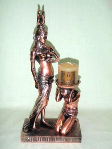 Раб танцует перед госпожой